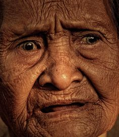 bybudi 'ccline' on Universal Emotions, His Eyes, Around The Worlds, Faces, Photoshop, Photograph, Window, Portraits, Old Women