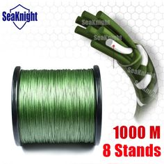 56.30$  Watch here - http://ali4ha.worldwells.pw/go.php?t=32677952914 - HARD LINE 1000m 8 Strands Multifilament PE Braided Fishing Line 120lb 150LB 200 300 LB / Color for Choose LB/ Only Green on sale 56.30$