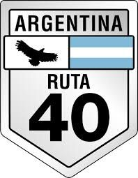 Logo of Ruta 40 Argentina In Patagonia, Ushuaia, Logo Sticker, Travel Scrapbook, Mendoza, Best Memories, Need To Know, Cool Photos, Geography