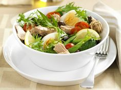 Nizza-Salat mit Thunfisch - smarter - Zeit: 30 Min. | eatsmarter.de