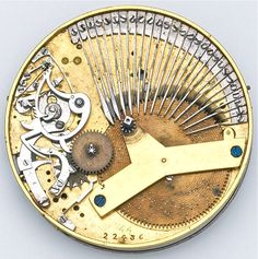 Mechanical Musical Automaton Watch & Musical Instrument Machine http://www.busaccagallery.com/catalog.php?catid=110=5992=1