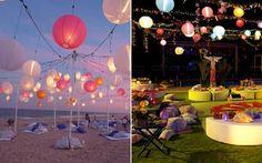 Festa na praia: dicas para comemorar seus 15 anos de uma forma supercriativa - 15 anos - CAPRICHO