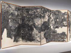 "Iri and Toshi Maruki, detail of ""Hiroshima Panel #13: The Death of American Prisoners of War"" (1971)"