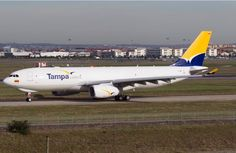 Tampa Cargo, Colombia, cargo airline of AviancaTaca Holding S.A. - Airbus A330-200F freighter - via PJ de Jong