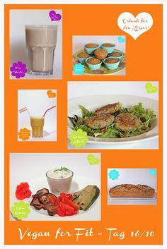"""Vegan for Fit -30 Tage Challenge - Tag 16/30 - """"Urlaub für den Körper"""""""