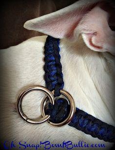Cobra Paracord Dog Training Collar