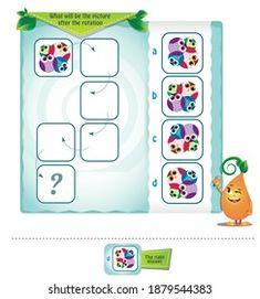 Educational Game Kids Adults Development Logic Stok Vektör (Telifsiz) 1049513768 Vector Game, Man Vector, Kids Vector, Free Vector Images, Vector Trees, Vector Flowers, Goals Sheet, Spy Games, Wedding Flower Arrangements