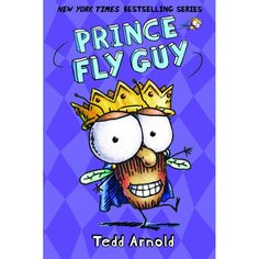Prince Fly Guy (Fly Guy 15) - English Wooks