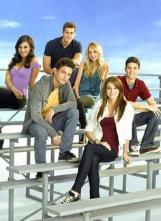 TELEVISION PICTURE CHALLENGE #5: A show you hate - The Secret Life of the American Teenager... I used to like this show. Why? I don't know. It's so stupid. They just keep playing the same plotline over and over, all they talk about is sex, and everybody is so annoying!