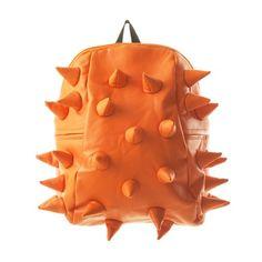MadPax Luggage Spiketus Rex Halfpack Bag, Orange Peel, One Size Orange Backpacks, Boys Backpacks, Rave Gear, Back To School Backpacks, Building For Kids, Orange Peel, Kids Bags, Free Gifts, Gifts For Kids