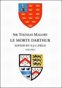 """Sir Thomas Malory: Le Morte Darthur. It's a completely new edition of one of THE most important medieval texts, and should establish itself as the version to use for generations of scholars in the future."" - Caroline Palmer, Editorial Director for Medieval Studies (UK Office) #lemortedarthur #dsbrewer"