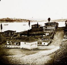 Üsküdar Selimiye ve Manzara 1850'ler