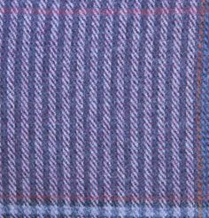 Donegal, Tweed, Ireland, Fabrics, Colours, Patterns, Purple, Check, Design