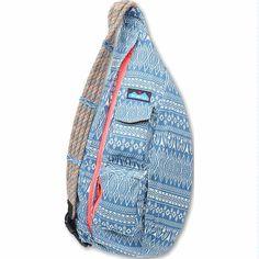 KAVU Rope Bag - Purses & Totes - Rock/Creek