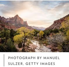 Zion National Park is a southwest Utah nature preserve distinguished by Zion Canyon's steep red cliffs. Zion Canyon Scenic Drive cuts through its main section, leading to forest trails along the Virgin River. The river flows to the Emerald Pools, which have waterfalls and a hanging garden.