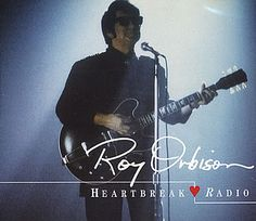 """For Sale - Roy Orbison Heartbreak Radio UK  CD single (CD5 / 5"""") - See this and 250,000 other rare & vintage vinyl records, singles, LPs & CDs at http://eil.com"""