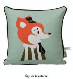 foxes are the new owls-in popularity :)