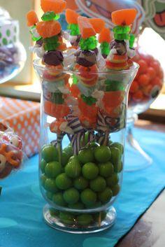 Bridgey Widgey: Monster Birthday Party
