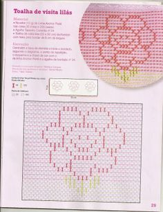 Fabinha Graphics For Embroidery: Oitinho Point Types Of Embroidery, Hand Embroidery, Chicken Scratch Patterns, Swedish Weaving, Ombre Color, Weaving Patterns, Fabric Crafts, Cross Stitch, Bullet Journal