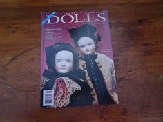 Magazine Dolls January 1995 by ClearlyRustic on Etsy
