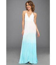 Brigitte Bailey Wade Ombre Maxi Dress Mint - Zappos.com Free Shipping BOTH Ways