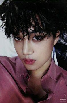 Alors je vais commencer par m'excuser de ne pas avoir souhaité l'anniversaire de Kyungsoo fin je ne l'avais pas oublié je l'ai posté partout sauf sur Pinterest et comme je ne voulais pas faire la même erreur avec Jongin bah je poste ça   Soooooo HAPPY BIRTHDAY JONGIIIIIN