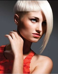 artsy hairstyle - Google Search