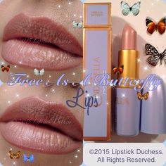 Free As A Butterfly Lipstick Mac Spice, Mac Cinderella, Beauty Must Haves, Butterfly, Makeup Lipstick, Instagram Posts, Collections, Free, Butterflies