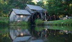 Maybry Mill in Meadows of Dan, VA
