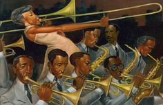 The Little Melba Playlist: A Jazz Music Primer from Frank Morrison. We asked Frank Morrison, illustrator of our new picture book biography, Little Melba and Her Big Trombone, to share some of his favorite jazz numbers with us.