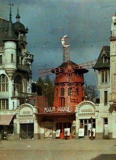 Moulin Rouge #paris #france