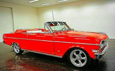 Like old cars come join my page Dave's world of classic cars on facebook.