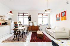 Tutustu tähän mahtavaan Airbnb-kohteeseen: Scandinavian, urban and central! - Huoneistot vuokrattavaksi