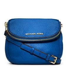 MICHAEL Michael Kors Bedford Flap Crossbody ... most beautiful deep blue color! #poachit