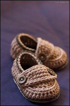 Love these little shoes!