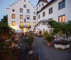 Europe's Best Affordable Castle Hotels: Wartegg Castle, St.Gallen, Switzerland