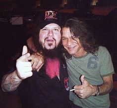 """This is the story of why Dimebag's last words were """"Van Halen!"""", and how he was buried with the guitar that inspired him most — Eddie Van Halen's yellow and black striped Charvel hybrid guitar featured on the back cover of Van Halen II."""