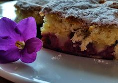 Delicious sour cherry cake Recipe -  Let's try to make Delicious sour cherry cake in our home!
