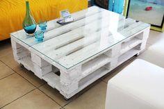 mesa caixotes