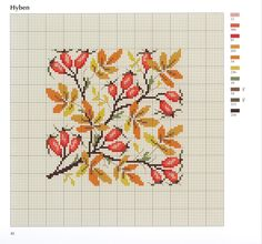 Thrilling Designing Your Own Cross Stitch Embroidery Patterns Ideas. Exhilarating Designing Your Own Cross Stitch Embroidery Patterns Ideas. Fall Cross Stitch, Cross Stitch Fruit, Cross Stitch Pillow, Cross Stitch Borders, Cross Stitch Flowers, Cross Stitch Kits, Cross Stitch Charts, Cross Stitch Designs, Cross Stitching