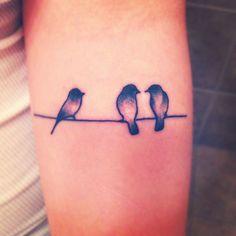 bob marley - three little birds... #tattoo