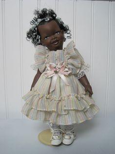 images of black porcelain doll - Google Search
