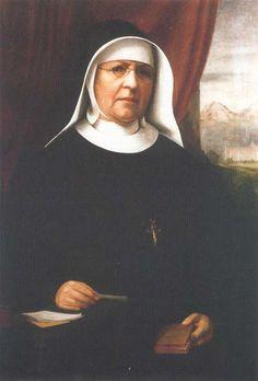 Beata María Teresa Scherer 1825-1888