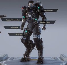 Anthem Ranger Javelin Guide Look like War Mảchine in MCU ; Futuristic Armour, Futuristic Art, Backpack Drawing, Anthem Game, Combat Suit, Cyberpunk Girl, Alien Character, Best Gaming Wallpapers, Sci Fi Armor