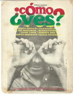 ¿Cómo ves?, Dir. Paul Leduc (1985) Broadway, Cinema, Home, Musica, Movies, Movie Theater