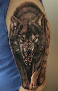 Wolf Tattoo Designs Wolf Tattoo Design Art Flash Pictures Images - Tattoo Image World