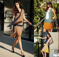 The Roaring Twenties: 8 New Patterns by burda style magazine. Now available on BurdaStyle!