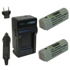 Wasabi Power Battery and Charger Kit for Canon NB-9L and Canon PowerShot SD4500 IS, ELPH 510 HS, ELPH 520 HS, ELPH 530 HS by Wasabi Power. $24.99. The Wasabi Power NB9L battery and charger kit includes 2 batteries and one charger with a European plug and car adapter. All items meet or exceed OEM standards and come with a 3-year manufacturer warranty. Batteries replace: Canon NB-9L, Charger replaces: Canon CB-2LB.