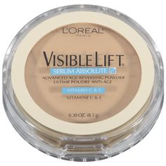 L'Oreal Visible Lift Serum Abs Powder, Deep, **1