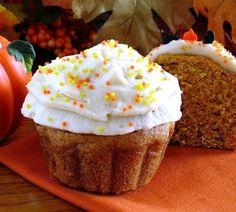 Make and share this Pumpkin Cupcakes recipe from Food.com.
